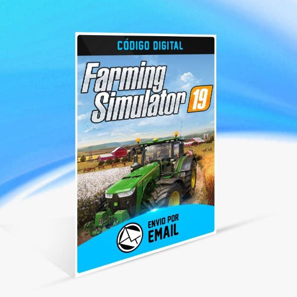Farming Simulator 19 ORIGIN - PC KEY