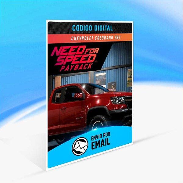 Need for Speed Payback: Chevrolet Colorado ZR2 ORIGIN - PC KEY