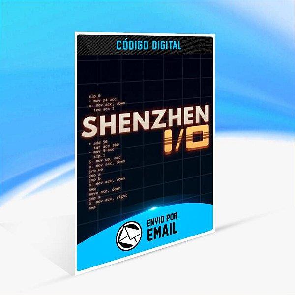 SHENZHEN I/O ORIGIN - PC KEY
