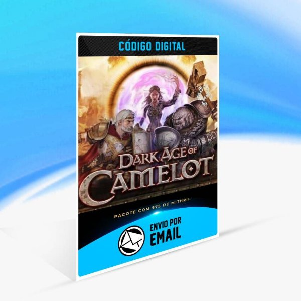 Dark Age of Camelot: pacote com 975 de Mithril ORIGIN - PC KEY