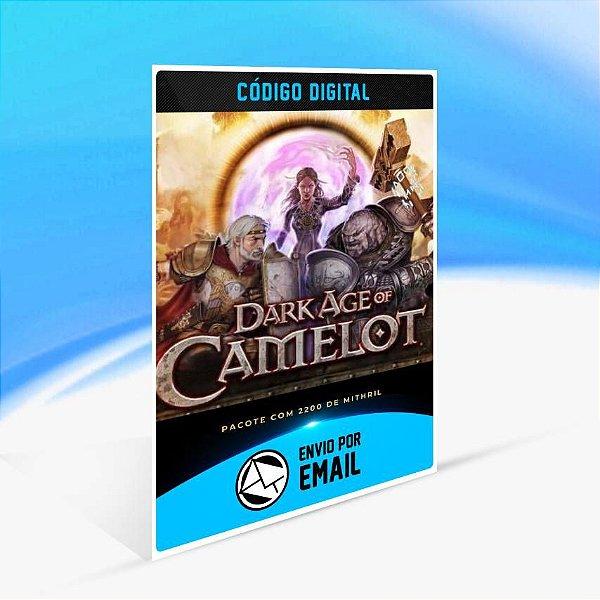 Dark Age of Camelot: pacote com 2.200 de Mithril ORIGIN - PC KEY