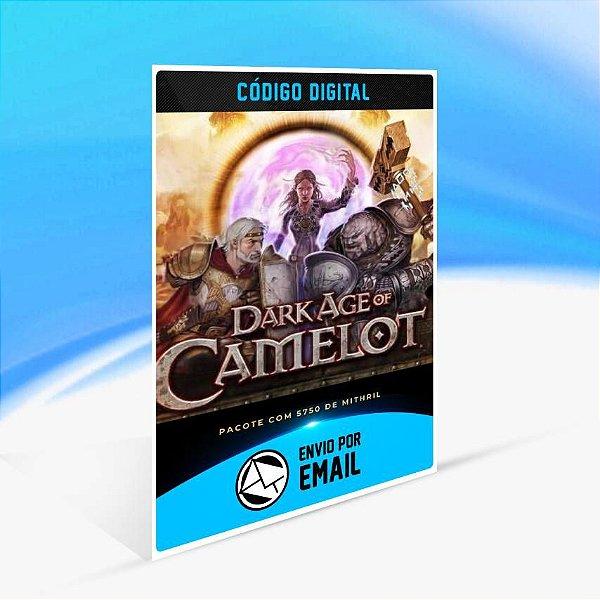 Dark Age of Camelot: pacote com 5.750 de Mithril ORIGIN - PC KEY