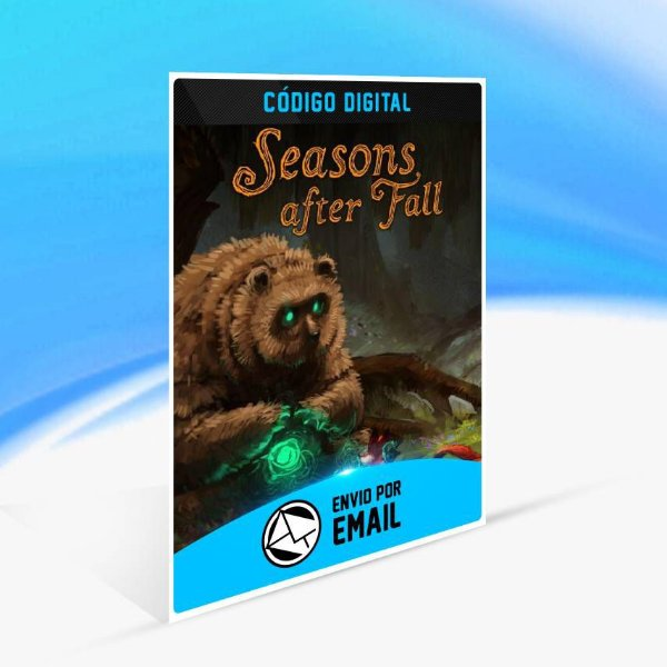 Seasons after Fall ORIGIN - PC KEY