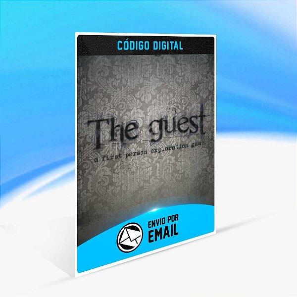 The Guest ORIGIN - PC KEY