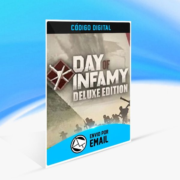 Day of Infamy Deluxe Edition STEAM - PC KEY
