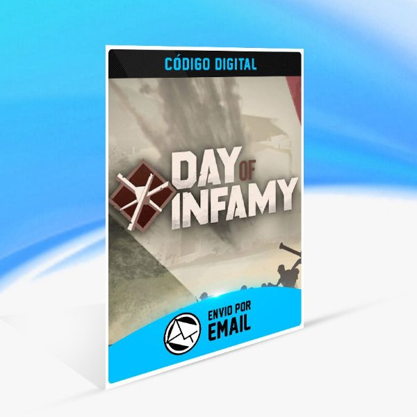 Day of Infamy STEAM - PC KEY