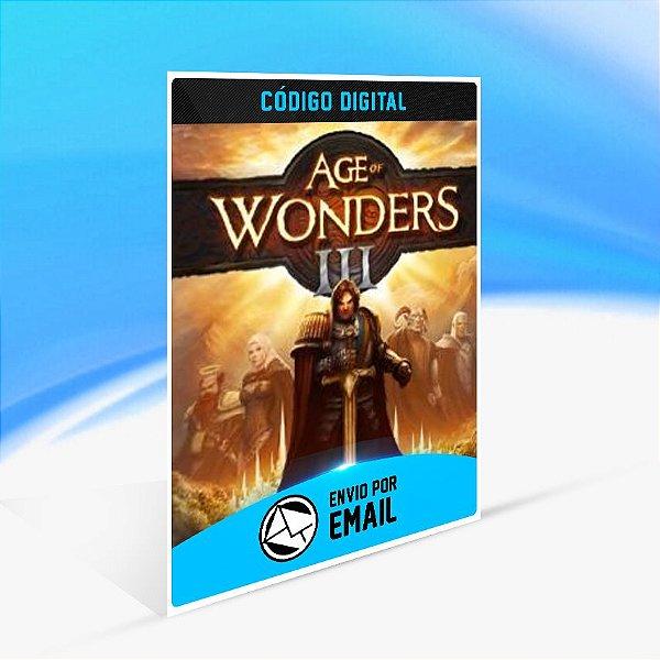 Age of Wonders III STEAM - PC KEY