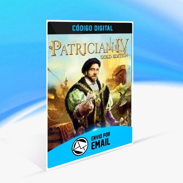 Patrician IV Gold STEAM - PC KEY