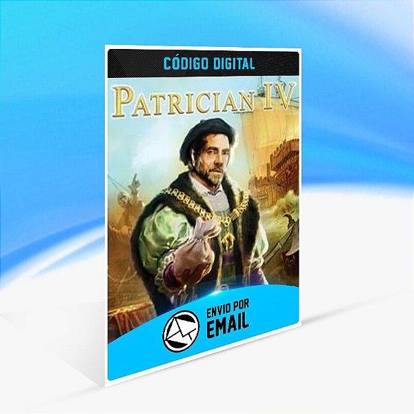 Patrician IV STEAM - PC KEY