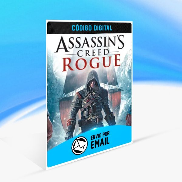 Assassin's Creed Rogue UPLAY - PC KEY