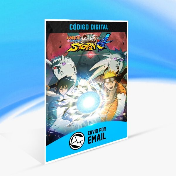Naruto Shippuden Ultimate Ninja Storm 4 STEAM - PC KEY