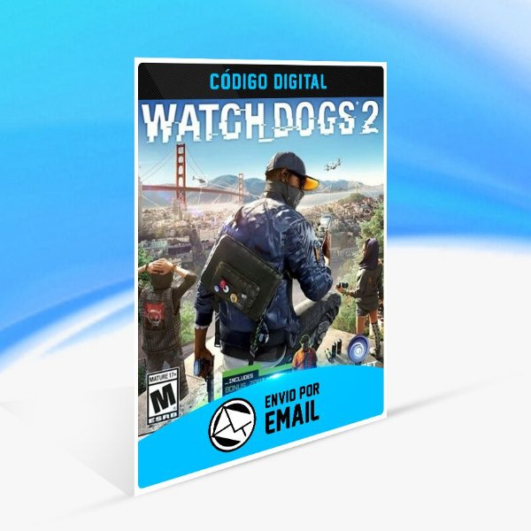 Watch Dogs 2 UPLAY - PC KEY