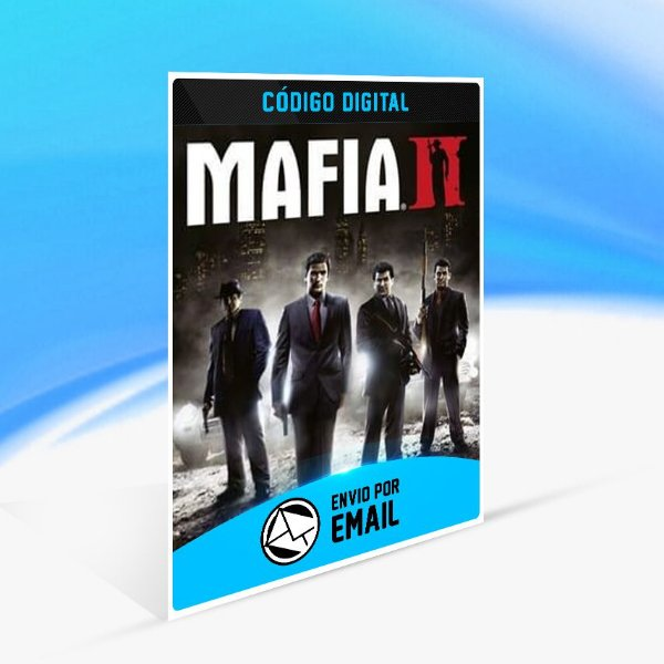 Mafia II STEAM - PC KEY