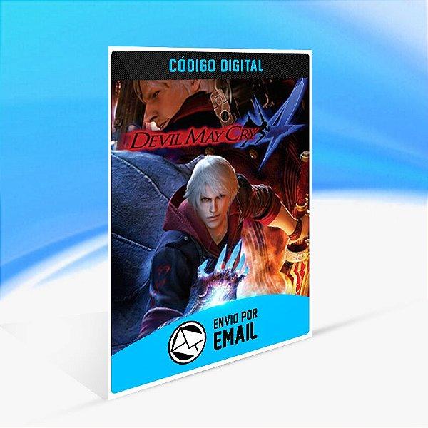 Devil May Cry 4 Edição Especial STEAM - PC KEY