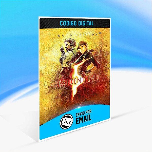 Resident Evil 5 Gold Edition STEAM - PC KEY
