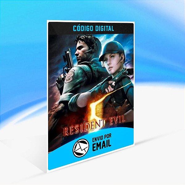 Resident Evil 5 STEAM - PC KEY