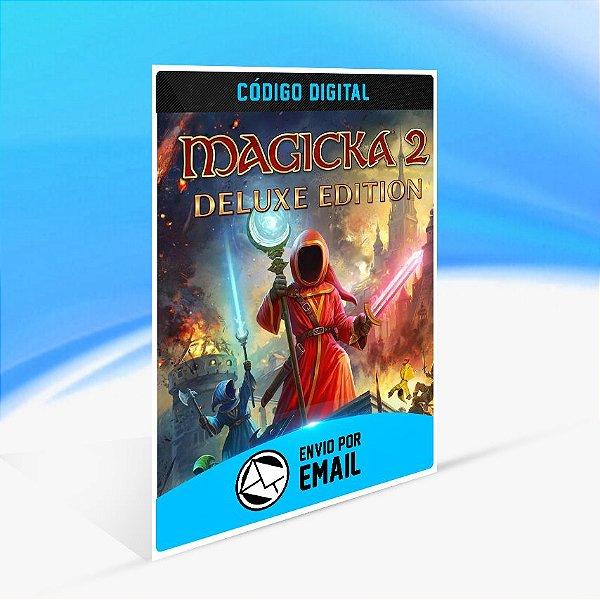 Magicka 2 - Deluxe Edition STEAM - PC KEY