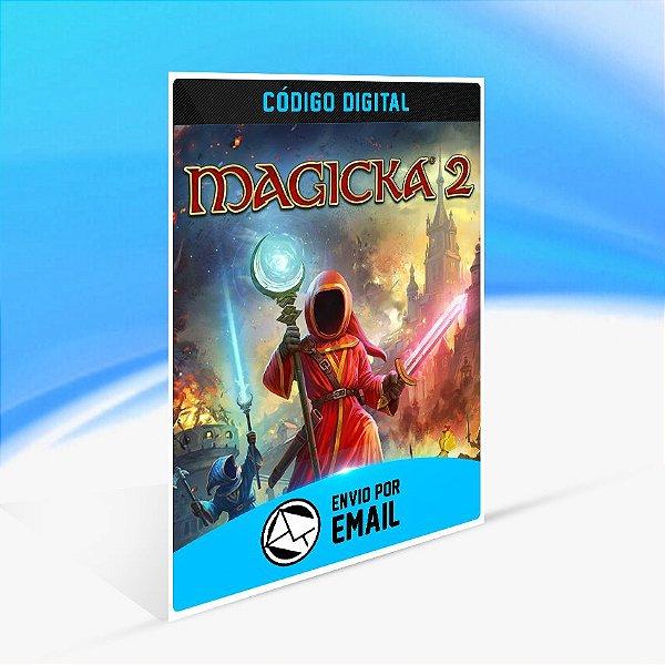 Magicka 2 STEAM - PC KEY