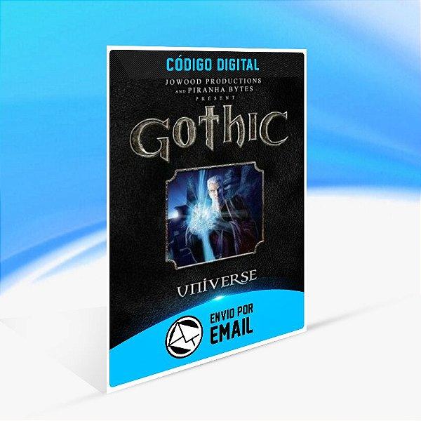 Gothic Universe STEAM - PC KEY