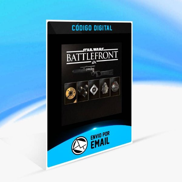 STAR WARS Battlefront - Pacote de Aprimoramento do Caçador de Recompensas ORIGIN - PC KEY