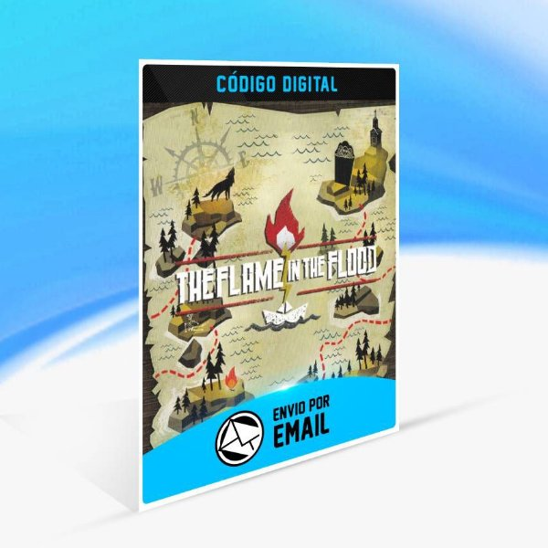 The Flame in the Flood ORIGIN - PC KEY