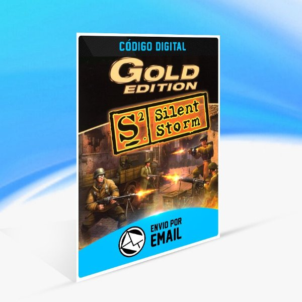 Silent Storm Gold Edition STEAM - PC KEY