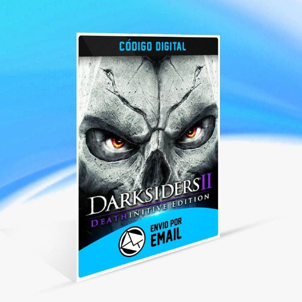 Darksiders II – Edição Deathinitive ORIGIN - PC KEY