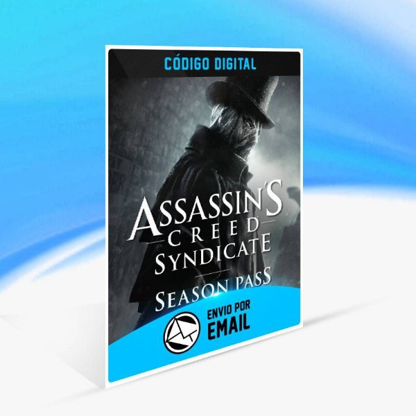 Season Pass do Assassin's Creed Syndicate ORIGIN - PC KEY