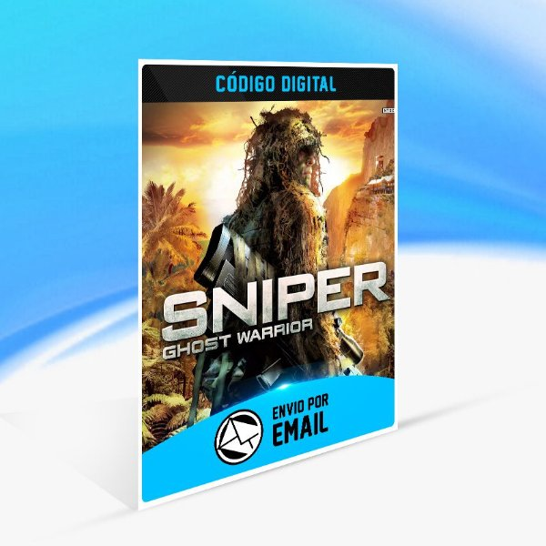 Sniper Ghost Warrior - Gold Edition STEAM - PC KEY