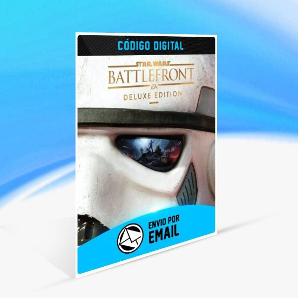 Conteúdo da STAR WARS Battlefront Deluxe Edition ORIGIN - PC KEY