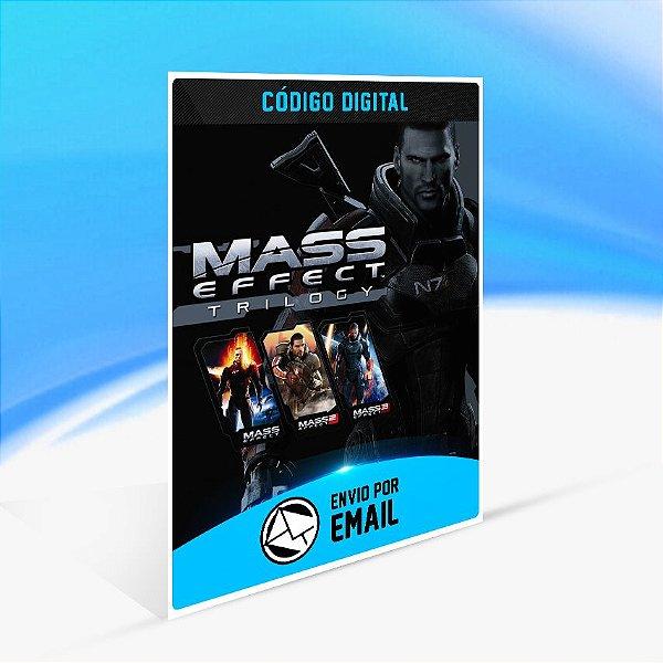 Mass Effect Trilogy STEAM - PC KEY