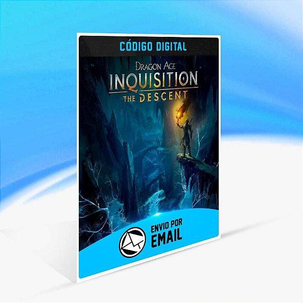 Dragon Age: Inquisition - A Descida ORIGIN - PC KEY