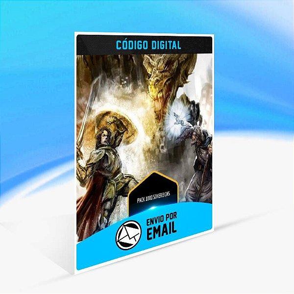 Ultima Online Pacote de 1000 Sovereigns ORIGIN - PC KEY