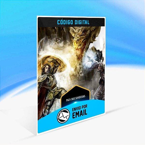 Ultima Online Pacote de 5000 Sovereigns ORIGIN - PC KEY