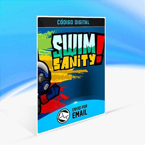 Swimsanity! - Nintendo Switch Código 16 Dígitos