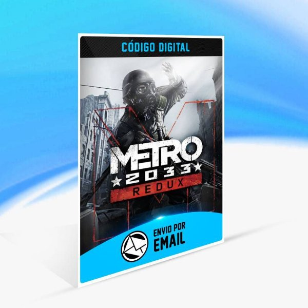 Metro 2033 Redux ORIGIN - PC KEY