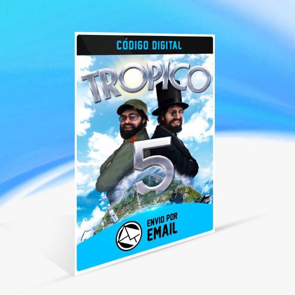Tropico 5 ORIGIN - PC KEY