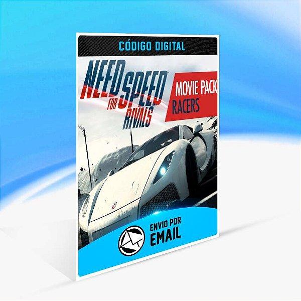 Need for Speed Rivals Pacote do Filme - Corredores ORIGIN - PC KEY
