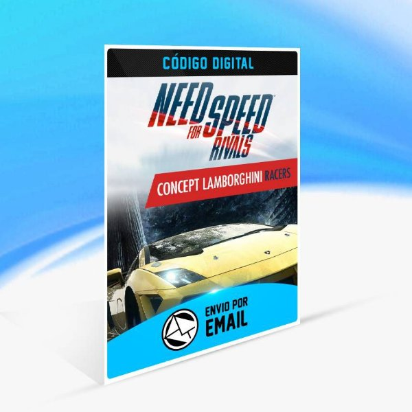 Need for Speed Rivals Concept Lamborghini Corredores ORIGIN - PC KEY