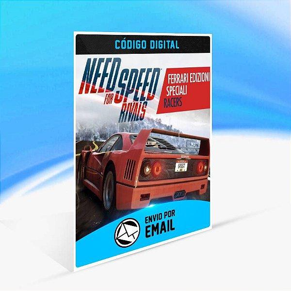Need for Speed Rivals Ferrari Edizioni Speciali Corredores ORIGIN - PC KEY