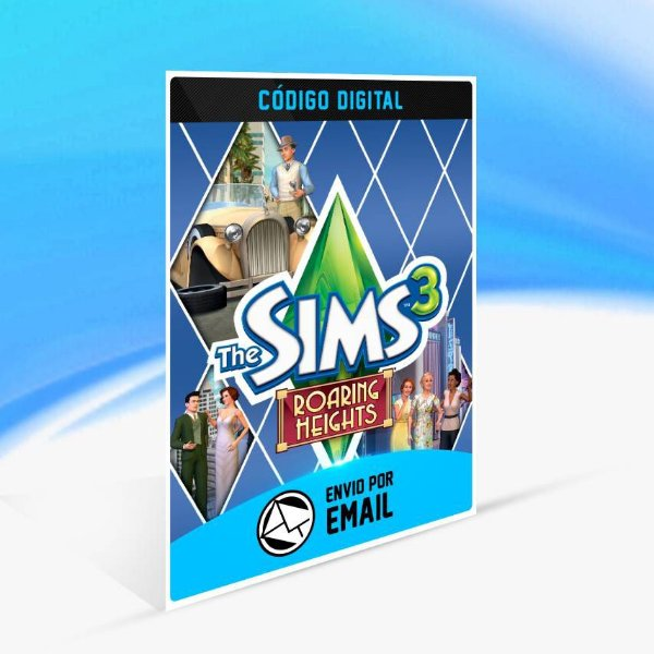 The Sims 3 Roaring Heights ORIGIN - PC KEY
