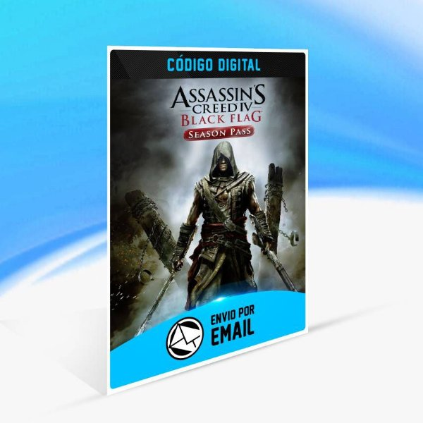 Assassin's Creed IV Black Flag Season Pass ORIGIN - PC KEY