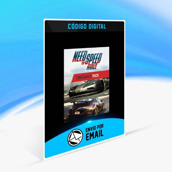 Need for Speed Rivals Pacote Timesaver ORIGIN - PC KEY
