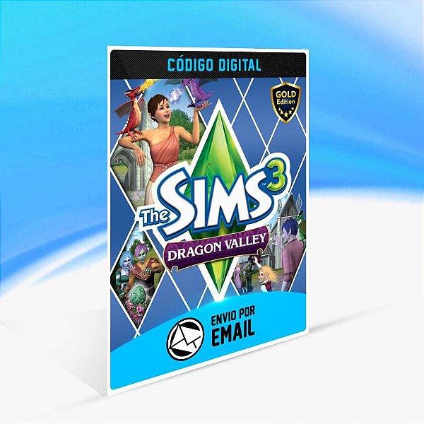 The Sims 3 Vale do Dragão Edição Ouro ORIGIN - PC KEY