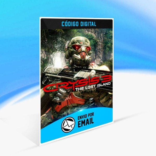 Crysis 3: The Lost Island ORIGIN - PC KEY