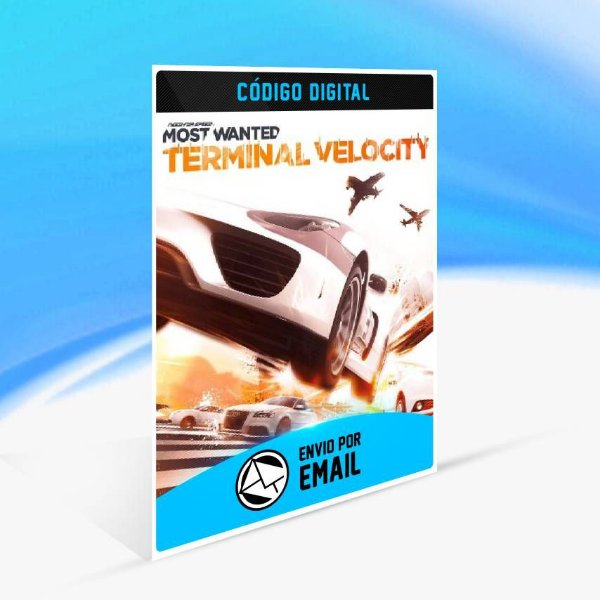 Need for Speed Most Wanted Pacote Velocidade Terminal ORIGIN - PC KEY