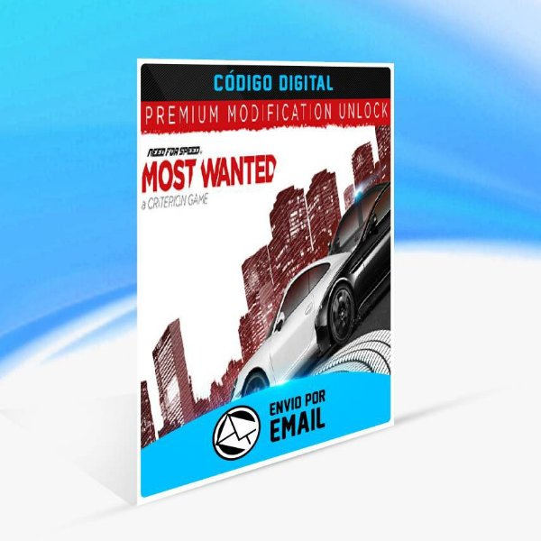 Need for Speed Most Wanted Premium Modification Unlock ORIGIN - PC KEY