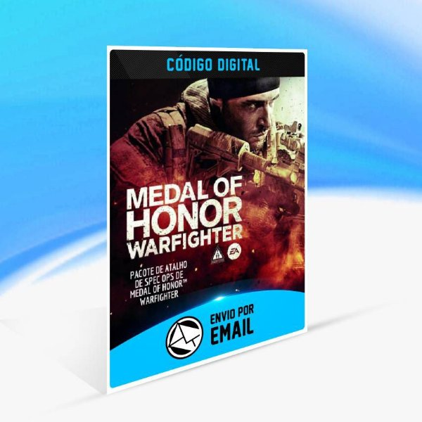 Pacote de Atalho de Spec Ops de Medal of Honor Warfighter ORIGIN - PC KEY