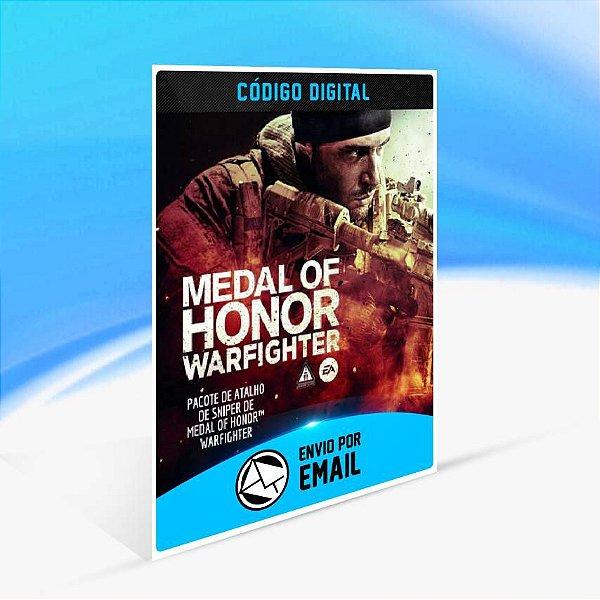 Pacote de Atalho de Sniper de Medal of Honor Warfighter ORIGIN - PC KEY