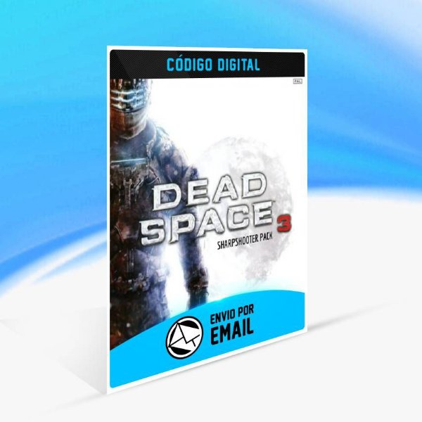 Dead Space 3 Sharpshooter Pack ORIGIN - PC KEY